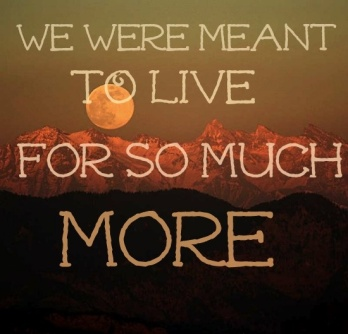 meant to live