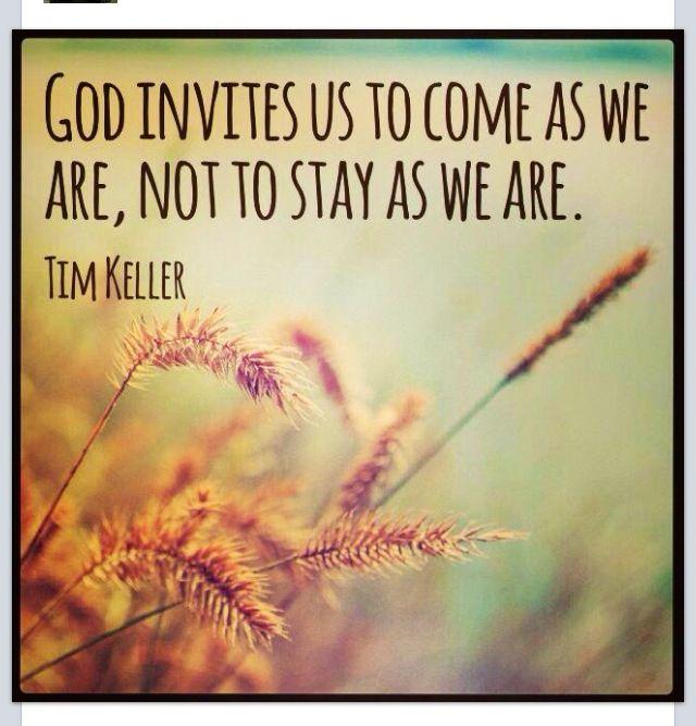 Tim Keller THINGS WE GO THROUGH Extraordinary Tim Keller Quotes